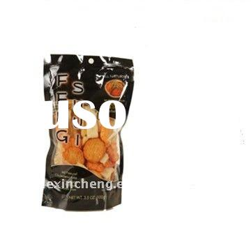 Dry Food Packaging Bag With Zipper