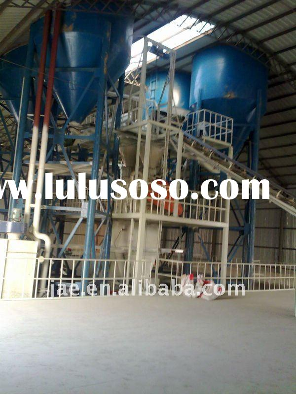 Dry Mortar Batching Plant Production line