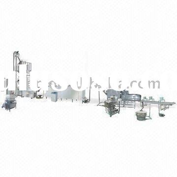 Dry pet/dog/cat/fish feed processing line/machine/machinery