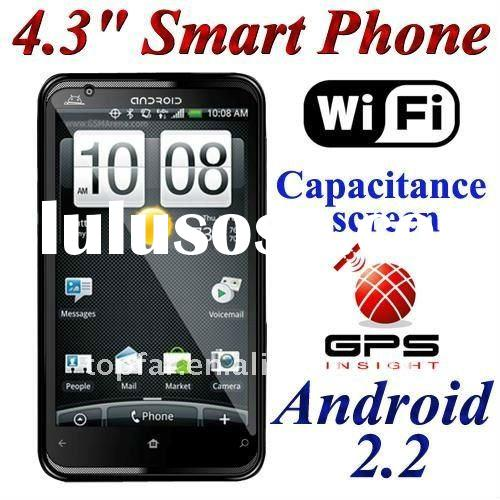 "Dual SIM Cards Android V2.2+OS 4.3""big Capacitive Touch Screen Mobile Phone A1000"