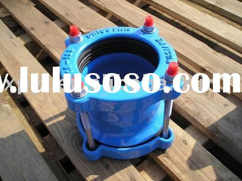 Coupling flexible pipe