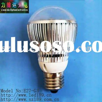 E27-G3 LED Energy Saving Lamp