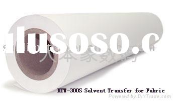 ECO-solvent heat transfer paper for solvent printers