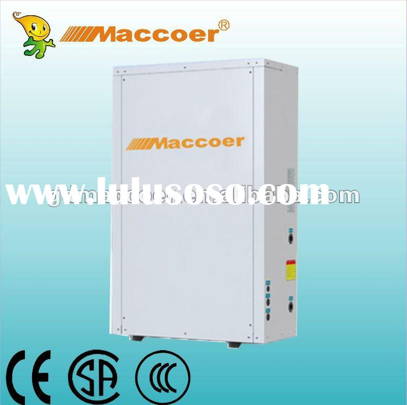 EVI---Air to water heat pump with high COP4.2 low ambient Temp.