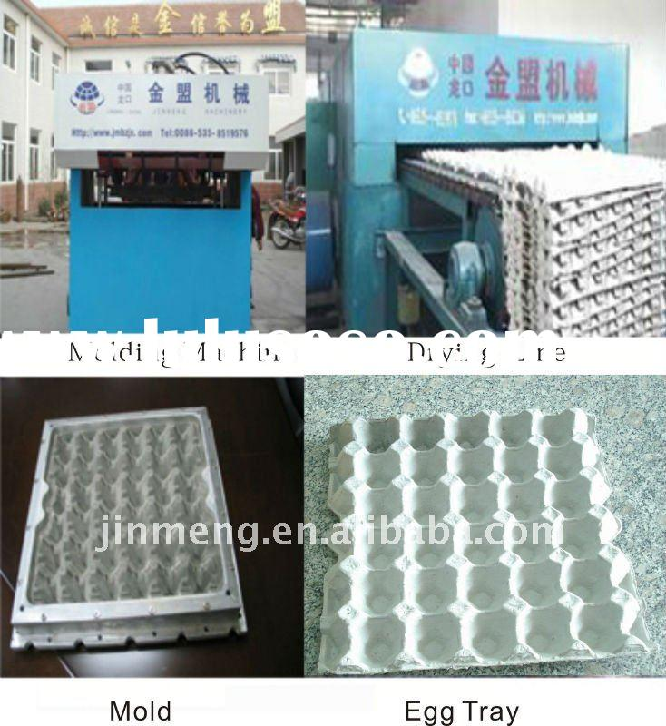 Egg Tray/Box Machine