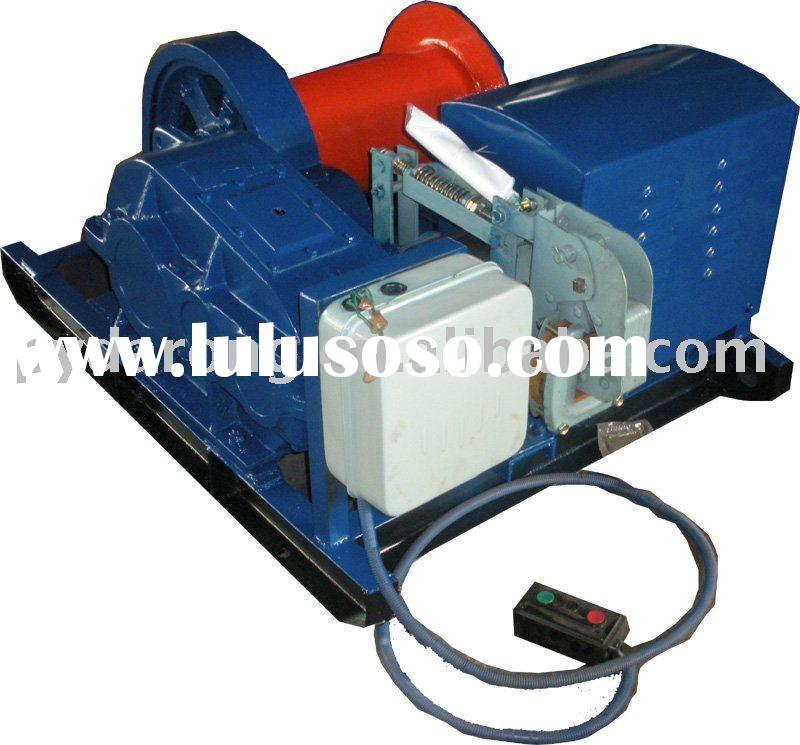 Very small light duty electric winch very small light for Very small electric motors