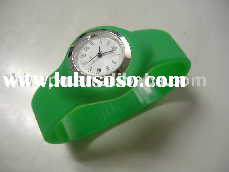 Electronic Silicone Watch
