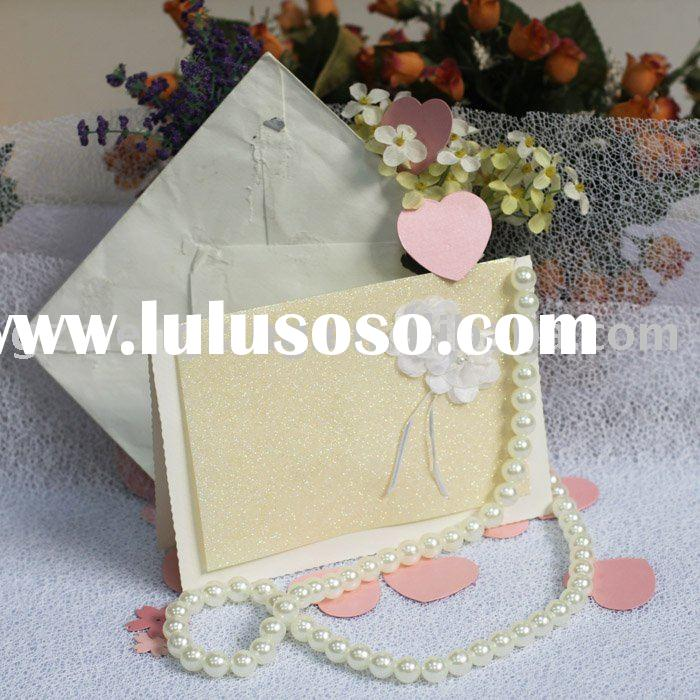 Elegant wedding invitation, wedding favor, wedding decoration ---------PA090