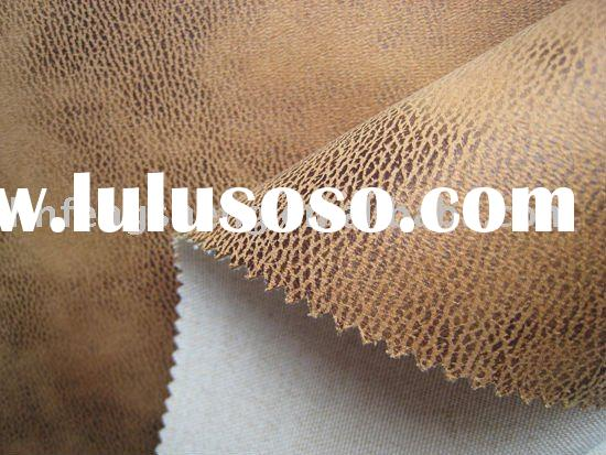 Elephant Skin Suede Fabric for Sofa furniture upholstery fabric