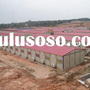 Eps/Pu Sandwich Panel/Prefab houses