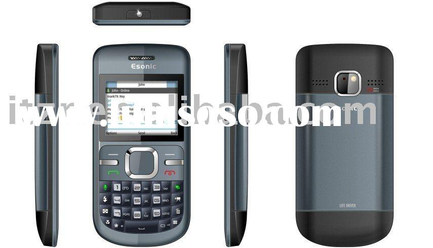 Esonic C3 GSM mobile phone (cell phone),dual sim card , TV mobile