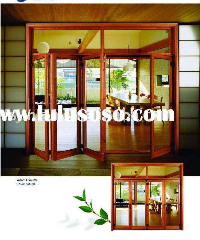 Folding Doors - Amberwood Wood Doors - Toronto Ontario