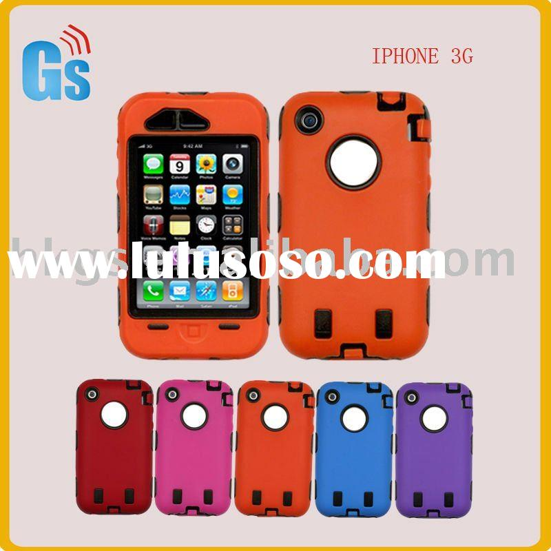 Explorer silicone case for Iphone 3g