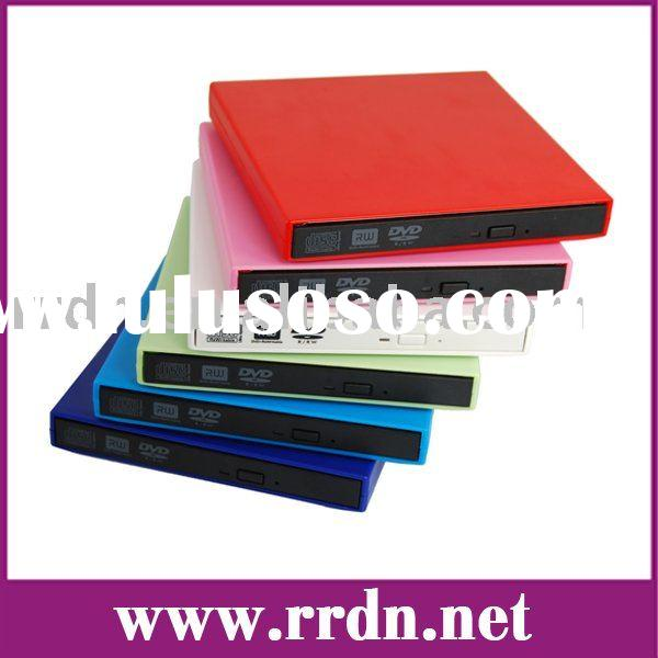 External USB 2.0 8X DVD RW DVD rewriter DVD Burner