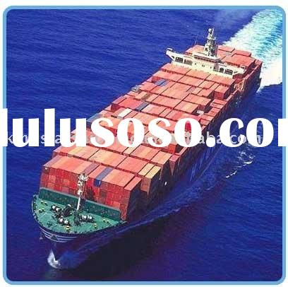 FCL container Sea freight Shipping cost from Shenzhen China to MELILLA Spain