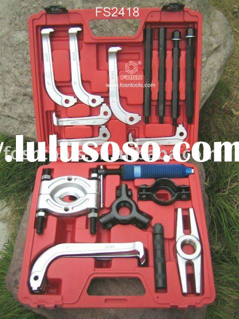 FS2418 professional hydraulic gear puller kit ( Functions Many Puller Combination )