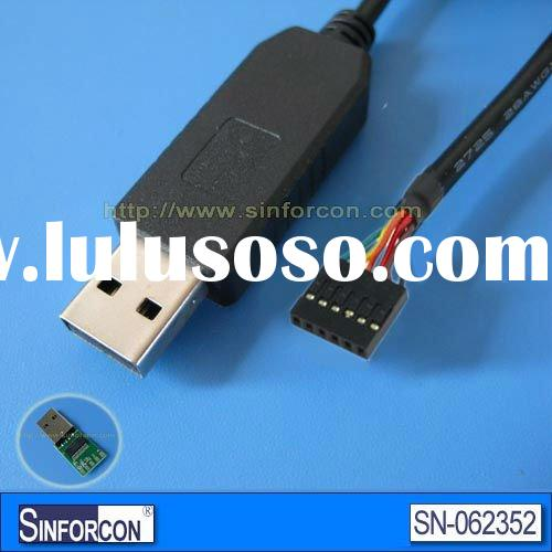 FTDI USB RS232 - open/stripped adapter cable