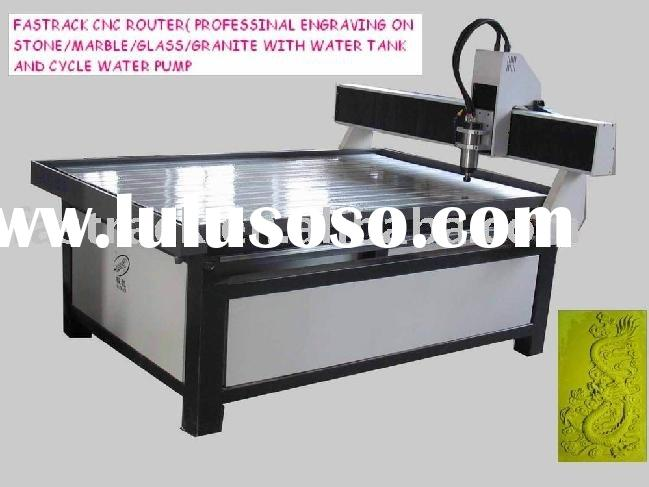 Fastrack Marble/Granite/Glass/Ceramic/Stone CNC Router/CNC Engraving and Cutting machine/CNC Engravi