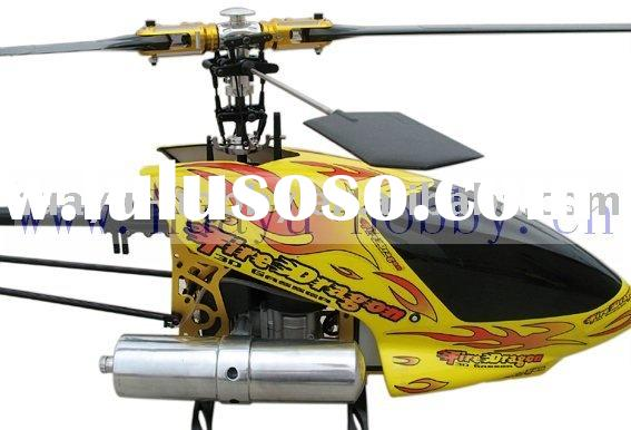 Fire Dragon X-Upgrade rc helicopter Kit petrol power radio control toy model