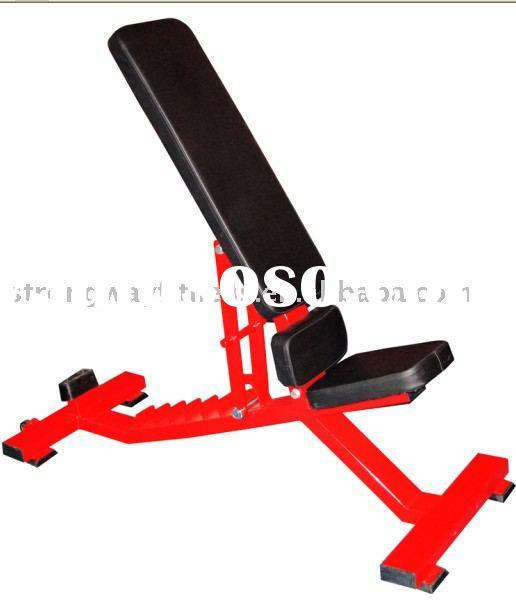 Fitness equipment/Gym equipment/Fitness machine/Hammer strength/Adjustable Bench SH54