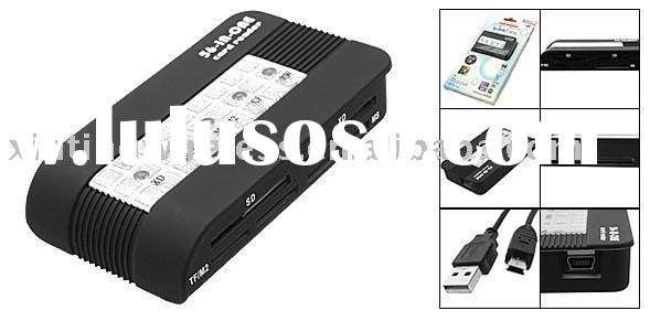 Flash Memory Card Reader 56-in-one