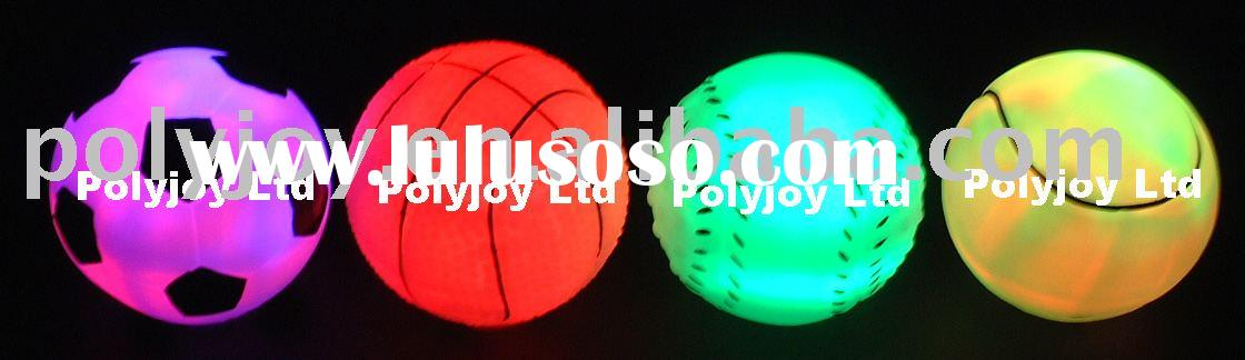 Flashing Sports Balls / LED sports ball / light up ball / mood ball/ mood light sport ball / glow ba