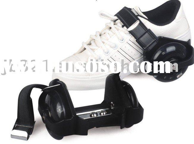 Flashing roller,Roller skate for kids,PU 4 LED lights wheels,high speed ABEC-5 bearings.(OEM Availab