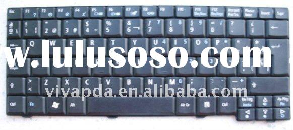 For New acer aspire one Zg5 A110 A150 D150 D250 Spanish Keyboard