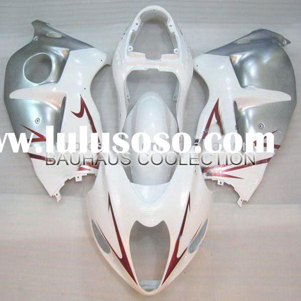 For Suzuki GSXR 1300 Hayabusa 99-07 Motorcycle Scooter Frame / Fairing Kit + Heat-Shield Technology