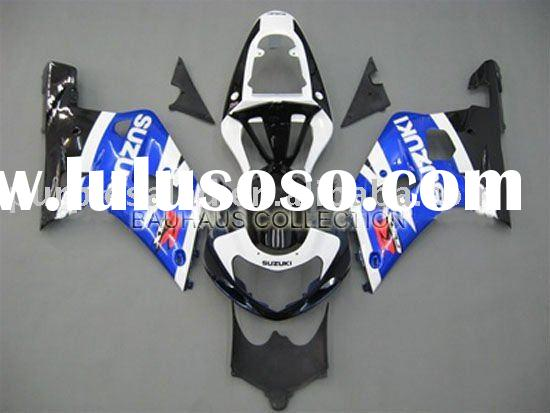 For Suzuki GSX-R 600 750 00 03 High Quality ABS Motorcycle Scooter Parts / Motorcycle Bodywork Fairi