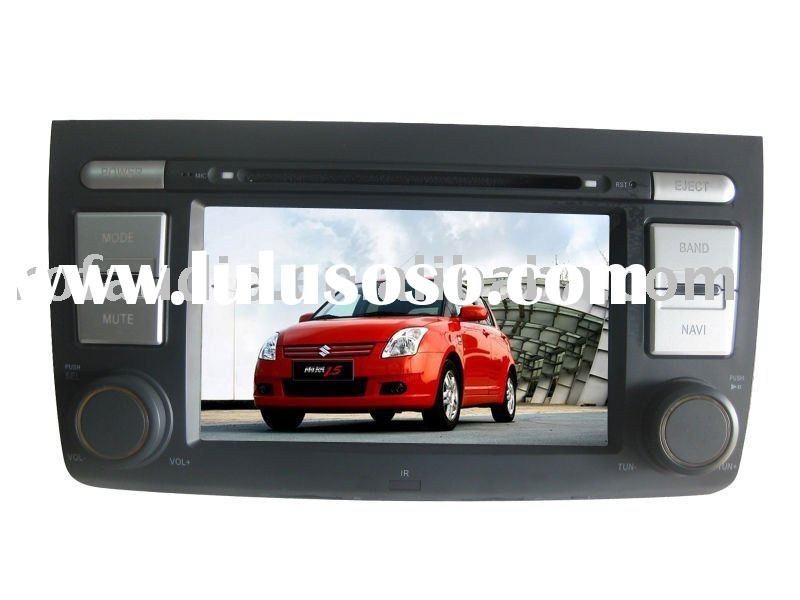 For Suzuki Swift car dvd player with ipod rdsbt gps DVBT