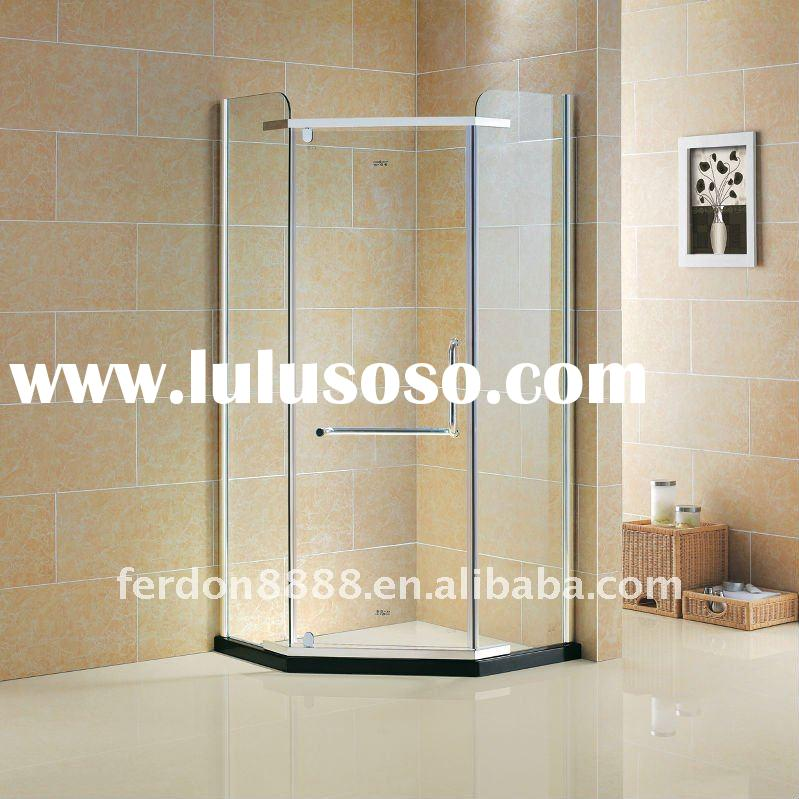 Frameless Pivot Door Shower Room (HD3)