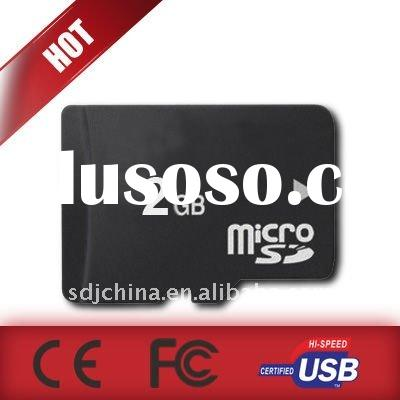 Free shipping low price Micro SD Memory Card