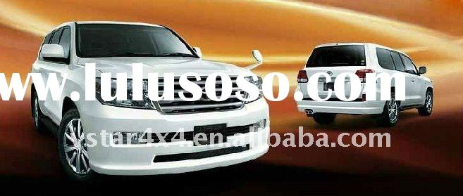 Front Guard, Front bumper, Grille guard,front down spoiler for Toyota Land Cruiser LC200,FJ200 SPORT