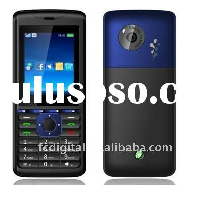 GSM+CDMA800 cellphone with 3 SIM card 3 standby, support GPRS, WAP,FM,MSN, MMS