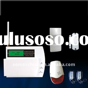 GSM Home Security Alarm System/gsm intelligent alarm system