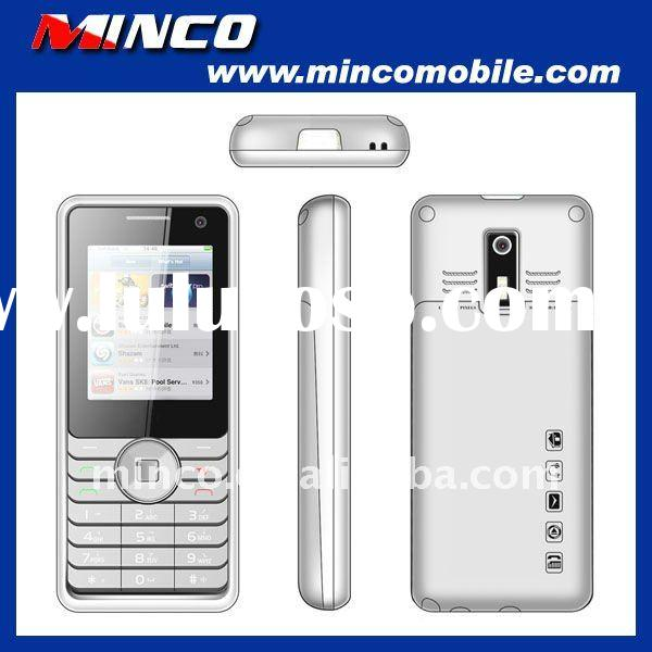 GSM Quad Band Dual SIM TV Mobile Phone M6