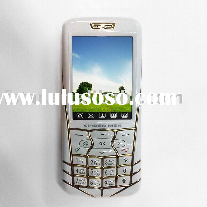 "GSM mobile phone+4 band frequency+Dual sim card and dual standby+2.4""touch screen+2 Mega Camera"