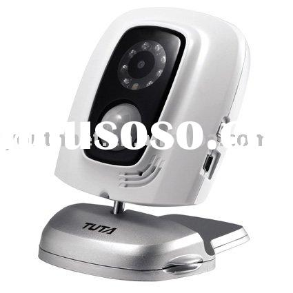 GSM security monitor camera ( wireless send picture to cell phone. DIY installation indoor security