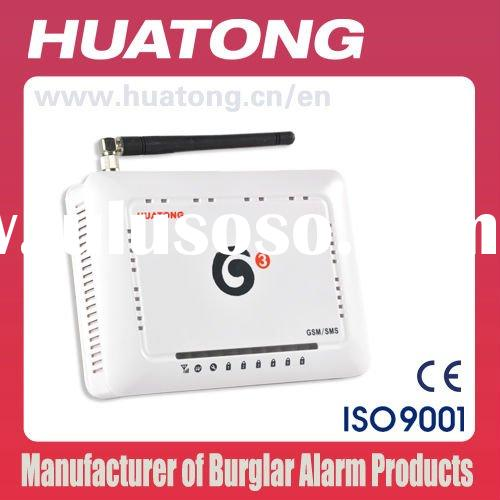 GSM wireless intelligent security alarm system HT-6500 with 900/1800MHz