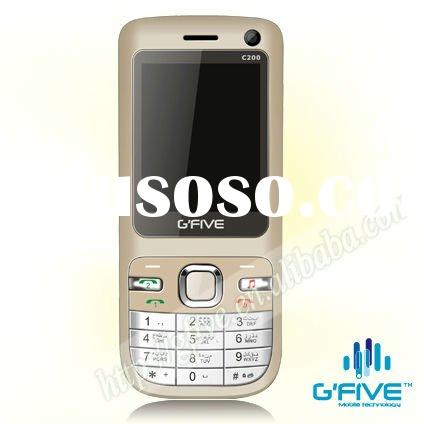 G'Five C200 dual sim dual standby, high-definition Dual camera hot selling mobile phone