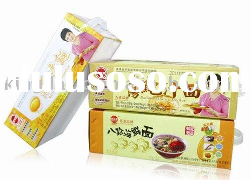 Gift Pack Non-fried Air dried Instant Cooking Noodles