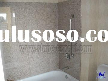 Granite Tub Surround, Shower Wall, Bathtub panel, Marble Tub Surrounding, Granite Shower Wall, Bathr