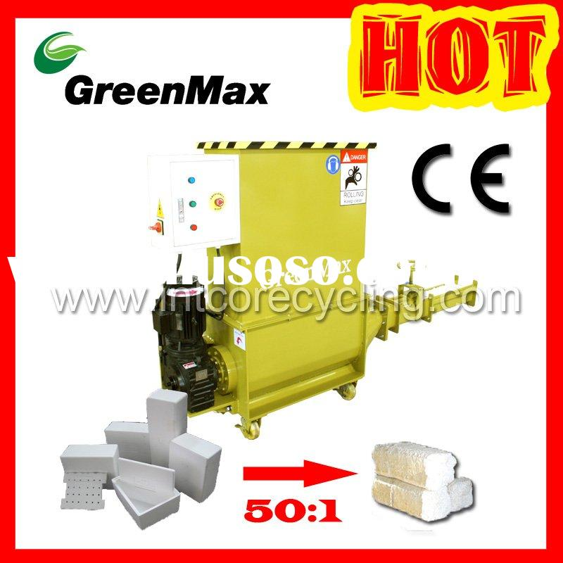 GreenMax C25 Machine for Waste Plastic Recycling