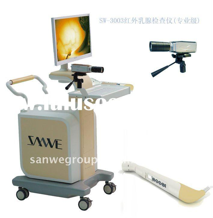 Gynecology equipment-infrared inspection equipment for mammary gland