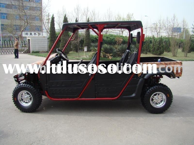HDU800EP-Q 800CC full automatic 4 seats 4x4 drive with EPA CERTIFICATE