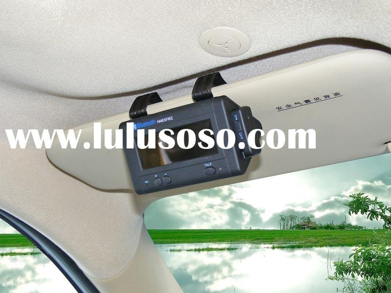 HF100 Sun Visor bluetooth handsfree car kit
