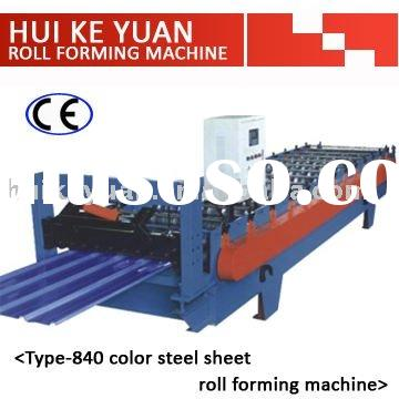 HKY color steel sheet roll forming machine