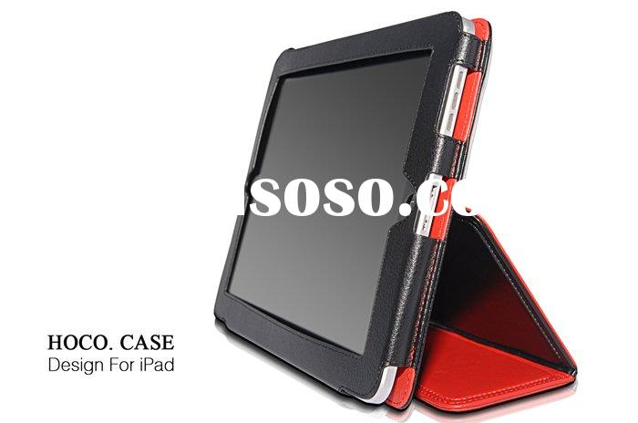 HOCO real leather case for ipad