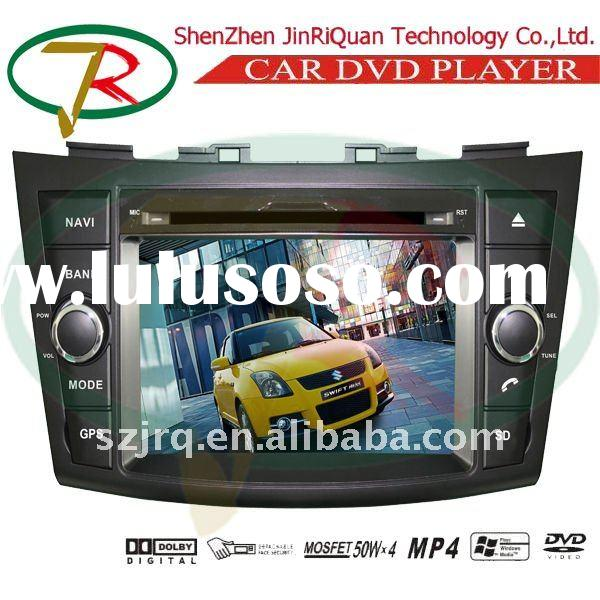 HOT SALE SPECIAL CAR DVD PLAYER FOR 2011 SUZUKI SWIFT NEW WITH GPS NAVIGATION